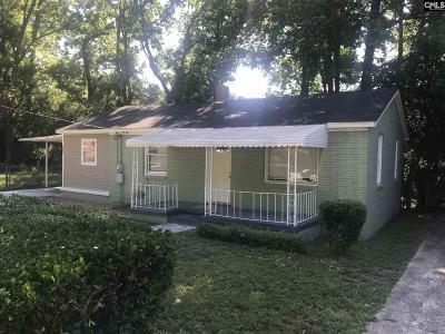 Single Family Home For Sale: 4842 Norman