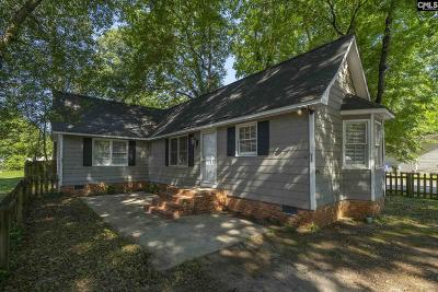 Single Family Home For Sale: 601 S Woodrow