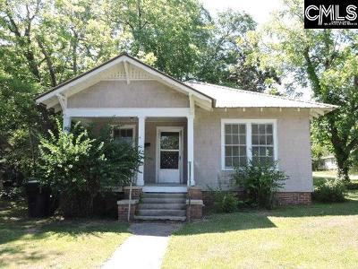 Newberry Single Family Home For Sale: 1402 Jefferson