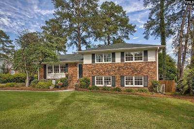 Single Family Home For Sale: 4708 Trenholm