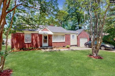 Columbia Single Family Home For Sale: 3919 Eureka
