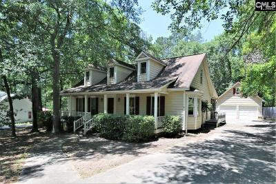 Lexington County Single Family Home For Sale: 124 Wood Dale