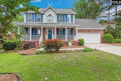 Richland County Single Family Home For Sale: 709 Ridge Trail