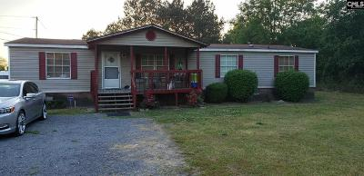 Eastover SC Single Family Home For Sale: $75,000