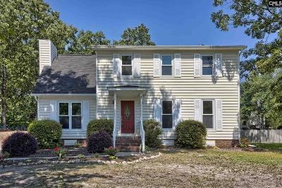 West Columbia Single Family Home For Sale: 212 Springs