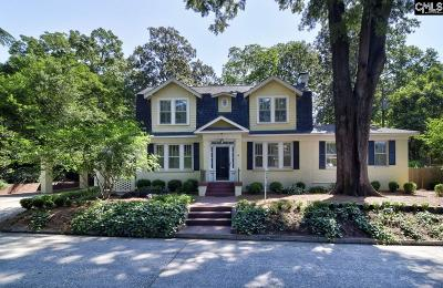 Columbia Single Family Home For Sale: 106 Southwood