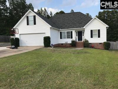 Lexington County Single Family Home For Sale: 153 Farm Chase