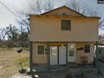 Orangeburg Multi Family Home For Sale: 406 Quick
