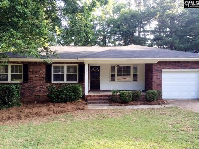 Lexington County Single Family Home For Sale: 820 Seton