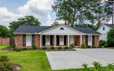 Columbia SC Single Family Home For Sale: $395,000