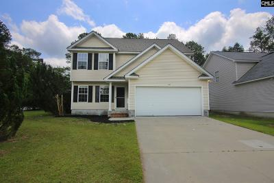 Columbia Single Family Home For Sale: 148 Cane Brake