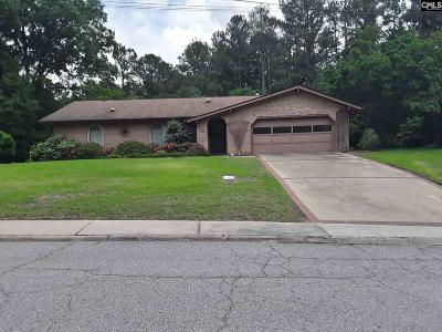 Columbia Single Family Home For Sale: 330 Spartan