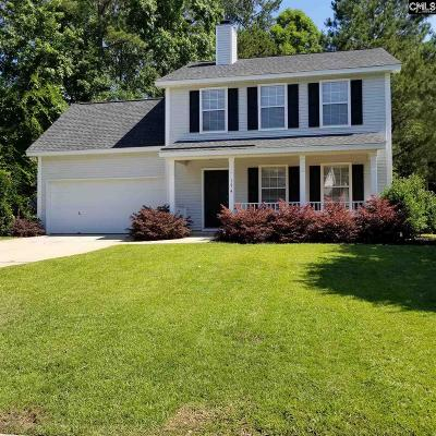 Columbia Single Family Home For Sale: 174 Highland Creek