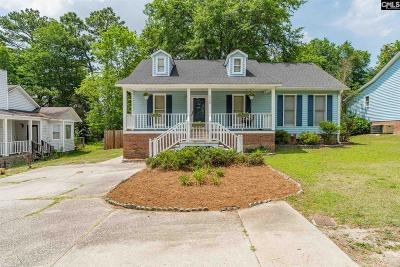 West Columbia Single Family Home For Sale: 536 Old Barnwell