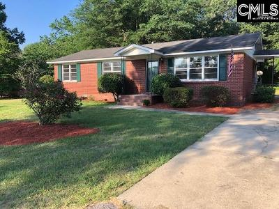 Kershaw County Single Family Home For Sale: 1810 Copeland