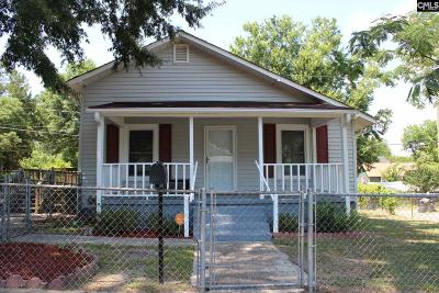 West Columbia Single Family Home For Sale: 300 Augusta