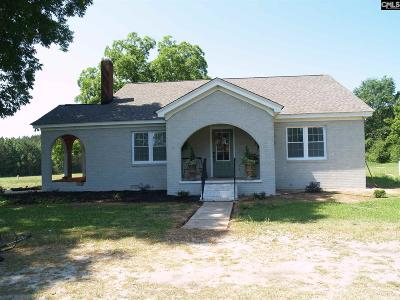 Newberry Single Family Home For Sale: 23856 Us Hwy 76