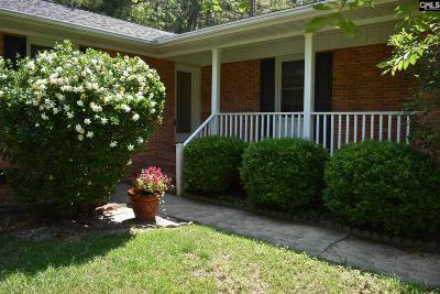 Camden SC Single Family Home For Sale: $132,500