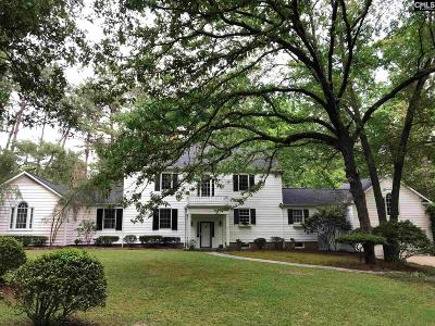 Kershaw County Single Family Home For Sale: 4 Pine Top
