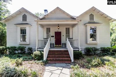 Camden Single Family Home For Sale: 407 Greene