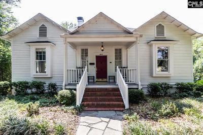 Kershaw County Single Family Home For Sale: 407 Greene