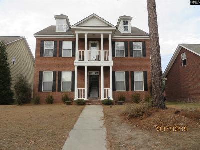 Single Family Home For Sale: 1813 Lake Carolina