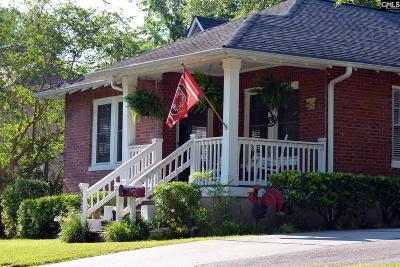 Camden Single Family Home For Sale: 525 Hampton