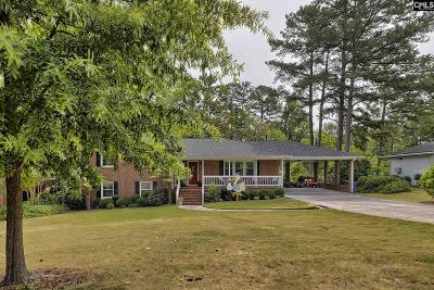 Forest Acres Single Family Home For Sale: 1410 Dearborn