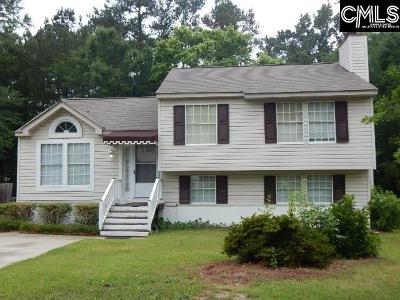 Irmo Single Family Home For Sale: 209 Woodspur