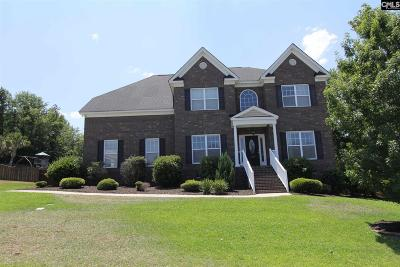 West Columbia Single Family Home For Sale: 129 Hickory Knob Ct
