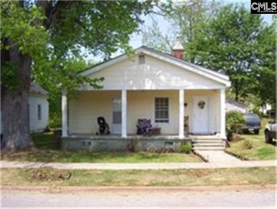 Newberry County Single Family Home For Sale: 23 Herron