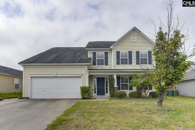 West Columbia Single Family Home For Sale: 123 Hunters Mill