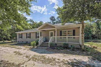 Batesburg Single Family Home For Sale: 731 Mackinaw