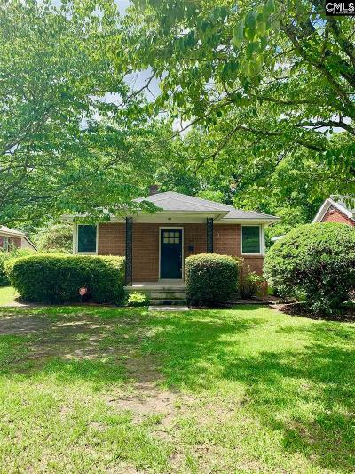 Cayce, S. Congaree, Springdale, West Columbia Single Family Home For Sale: 531 Naples