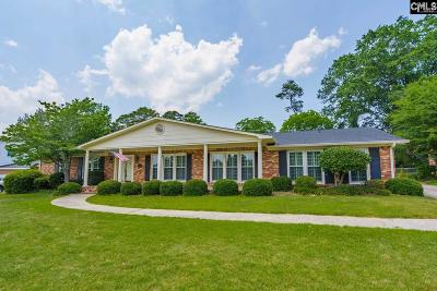 Lexington County Single Family Home For Sale: 347 Tram