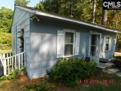 Batesburg, Leesville Single Family Home For Sale: 349 Beltline