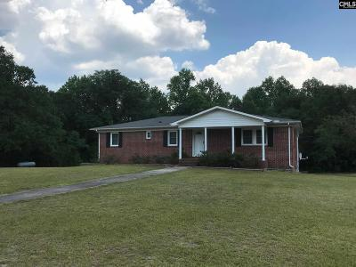 Kershaw SC Single Family Home For Sale: $170,000