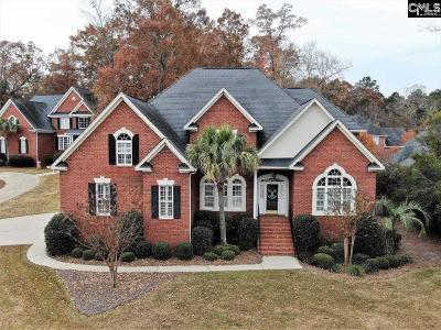 Rolling Creek Single Family Home For Sale: 4 Dutchfork Branch