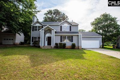 Single Family Home For Sale: 834 Bentley