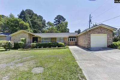 Columbia Single Family Home For Sale: 408 Sedgewood