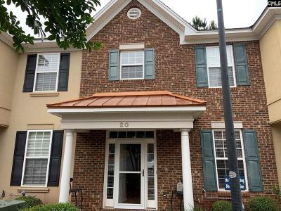 Lexington County, Richland County Townhouse For Sale: 20 Crossbow