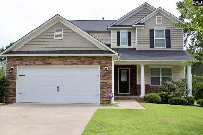 Irmo Single Family Home For Sale: 107 Stonemont