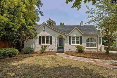 Forest Hills Single Family Home For Sale: 3111 Trenholm
