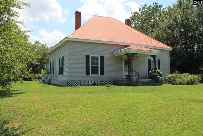 Newberry Single Family Home For Sale: 832 Glenn St.