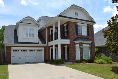 Lake Murray Single Family Home For Sale: 813 Boatswain
