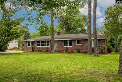 Forest Acres Single Family Home For Sale: 4652 Sylvan