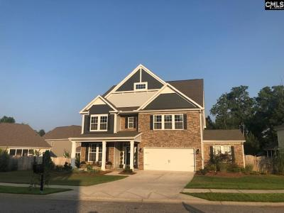 Single Family Home For Sale: 598 Eagles Rest
