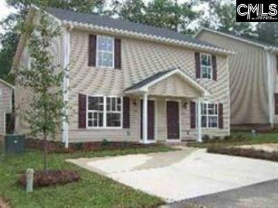 Lexington County, Richland County Townhouse For Sale: 1117 Piney Woods #3A