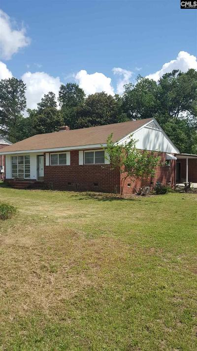 Orangeburg Single Family Home For Sale: 217 Whittaker