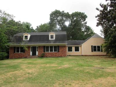 Forest Acres Single Family Home For Sale: 3558 Overcreek